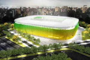 Estádio do Palmeiras - Allianz Parque