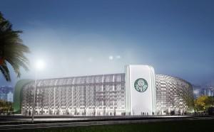 Estádio do Palmeiras - Allianz Park_2