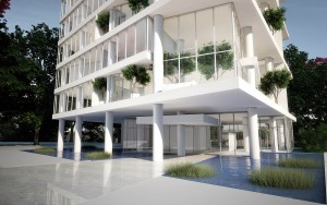 Hotel Matarazzo Brésil - Groupe Allard